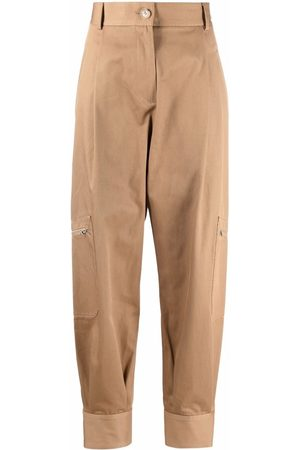 JW Anderson High-waist cargo trousers