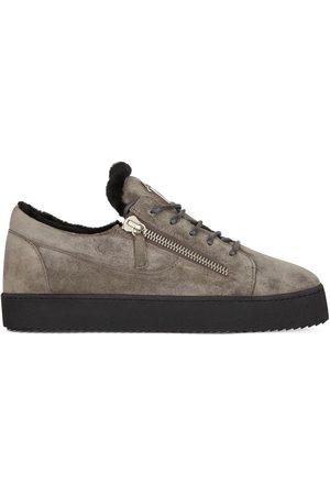Giuseppe Zanotti Frankie Winter low-top sneakers - Grey