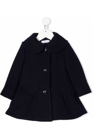 MONNALISA Button-up flared coat