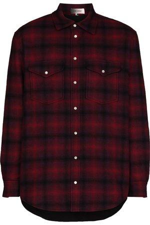 Isabel Marant Ruddy check-pattern shirt