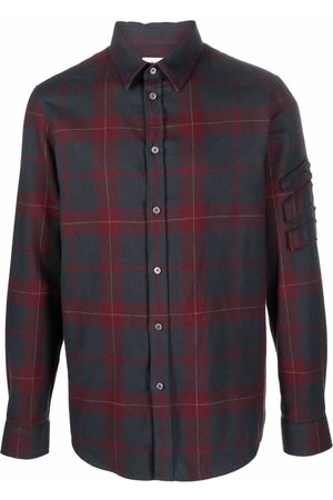 Zadig & Voltaire Men Casual - Stan check flannel shirt