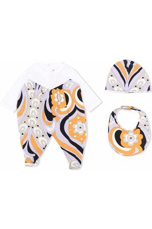 Emilio Pucci Pajamas - Abstract-Print pajama set