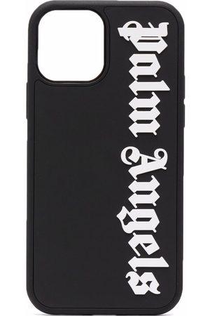 Palm Angels Phones Cases - Logo-print iPhone 12/12 pro case