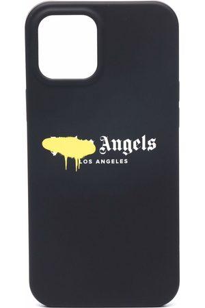 Palm Angels IPhone 12 Pro logo-print case
