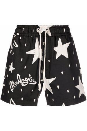 Palm Angels Night sky shorts