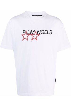 Palm Angels Logo-print T-shirt