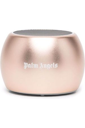 Palm Angels Logo-print portable speaker
