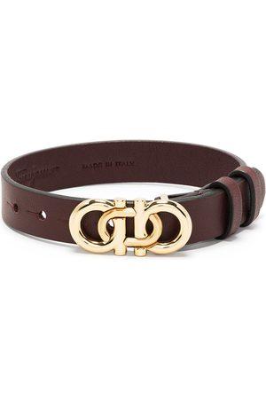 Salvatore Ferragamo Gancini buckle bracelet