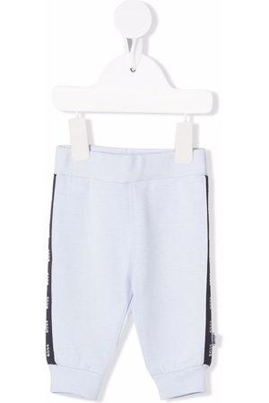 HUGO BOSS Sweatpants - Logo-print track pants
