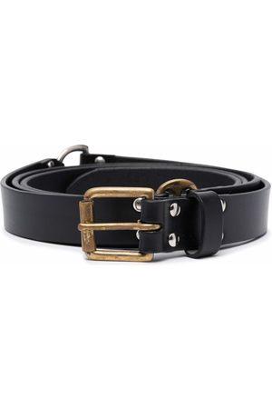 Charles Jeffrey Loverboy Men Belts - Collage leather belt