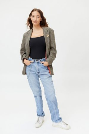 Urban Recycled Levi's Side Chain Jean