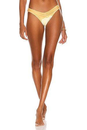 Miaou Women Bikinis - Bambi Bikini Bottom in Orange