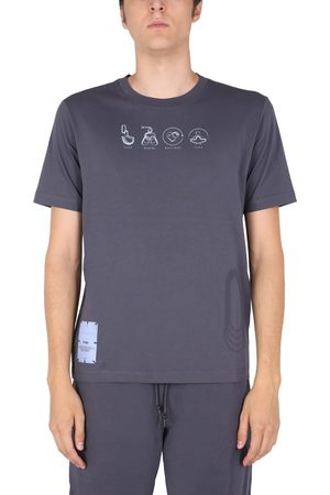 McQ T-shirt with logo patch