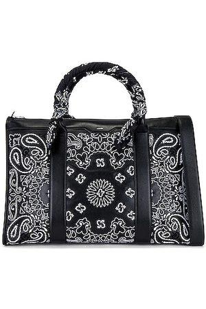AMIRI Bandana Weekend Bag in