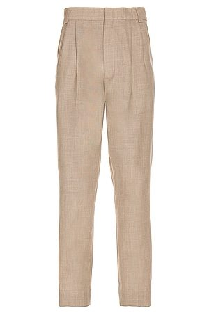 FEAR OF GOD Double Pleated Tapered Trouser in
