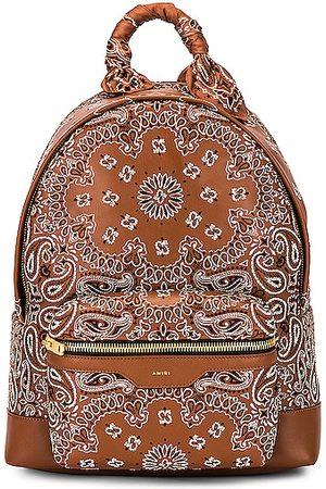 AMIRI Bandana Classic Backpack in