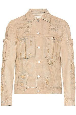Givenchy Rip & Repair Denim Jacket in