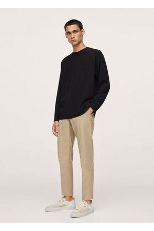 MANGO Technical Packable Collection slim-fit pants