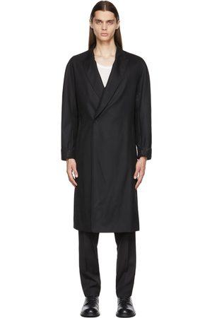 Haider Ackermann Black Oversized Coat