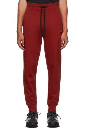 HUGO BOSS Red Logo Lounge Pants