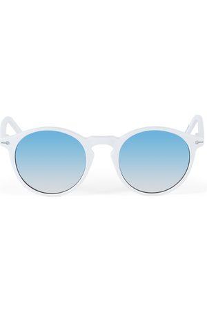 Sons + Daughters Kids White Clark Sunglasses