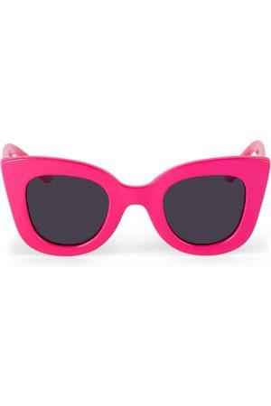 Sons + Daughters Kids Pink Cat Cat Sunglasses