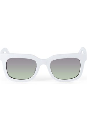 Sons + Daughters Kids White Willy Sunglasses