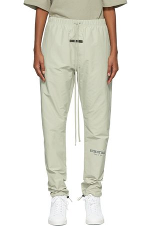 Essentials Khaki Track Lounge Pants