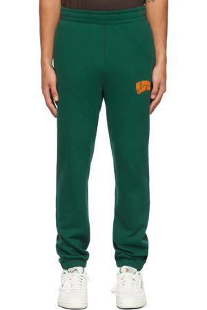 Billionaire Boys Club Green Small Arch Logo Lounge Pants