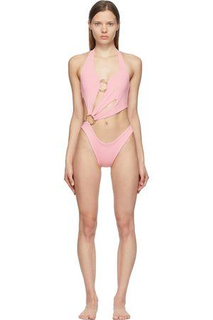 Louisa Ballou SSENSE Exclusive Sex Wax One-Piece Swimsuit