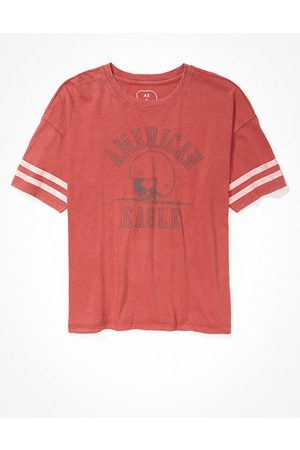American Eagle Outfitters Peanuts Graphic T-Shirt Women's XXS