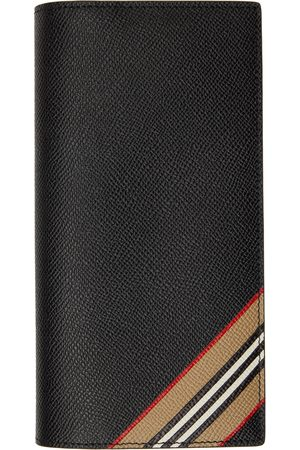 Burberry Stripe Kier Cavendish Wallet