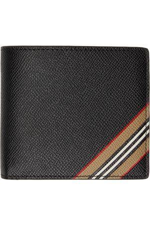 Burberry Stripe Kier Wallet