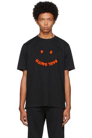 Paul Smith Black Happy T-Shirt