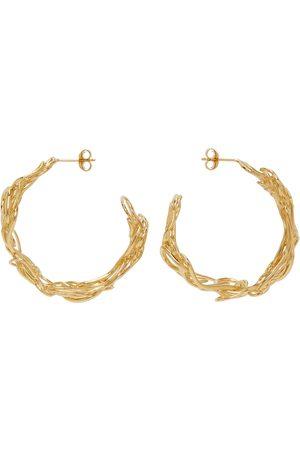 COMPLETEDWORKS Vermeil Twist Earrings