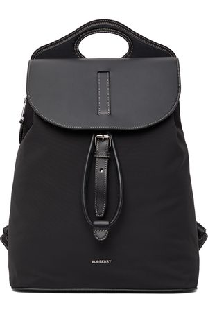 Burberry Nylon Pocket Backpack