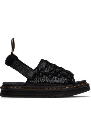 Dr. Martens Suicoke Edition Embossed-Leather Mura Sandals