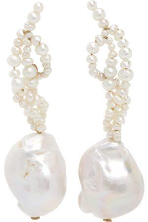 COMPLETEDWORKS Gold Gotcha Earrings