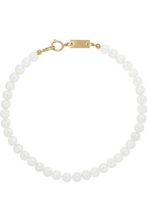 In Gold We Trust SSENSE Exclusive Transparent Quartz Necklace