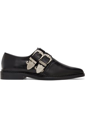 TOGA PULLA Two Buckle Western Oxfords