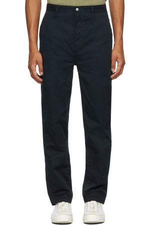 Frame Elastic Cotton Chino Trousers