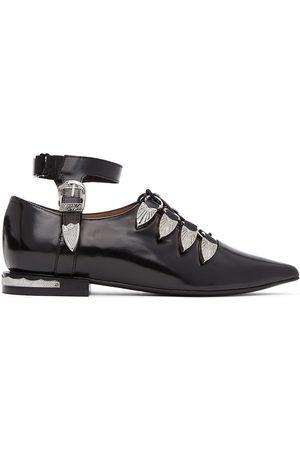 TOGA PULLA Gillie Ankle Strap Oxfords