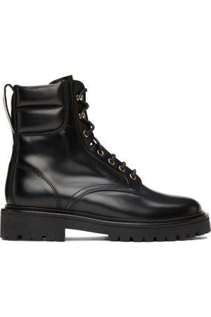Isabel Marant Men Boots - Black Campah Boots