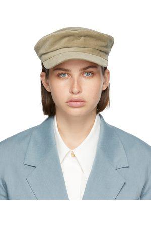 Low Classic Velvet News Boy Cap
