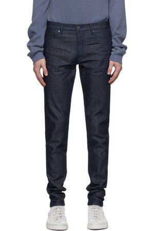 JOHN ELLIOTT Navy 'The Cast 2' Jeans