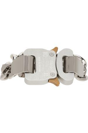 1017 ALYX 9SM Silver Hero Chain Bracelet