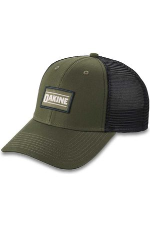 Dakine Big D Trucker Cap One Size Dark Olive