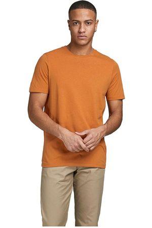 JACK & JONES Organic Basic Short Sleeve O-neck T-shirt L Hawaiian Sunset / Detail Slim