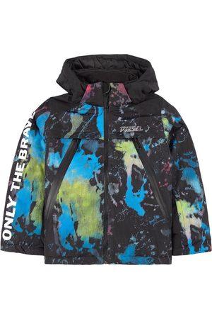 Diesel Ski Suits - Kids - Only The Brave Ski Jacket - 4 years - - Ski jackets
