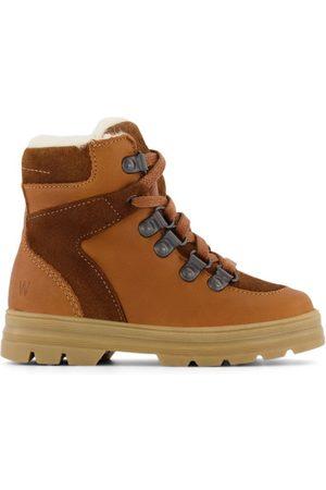 WHEAT Cognac Toni Tex Hiker Boots - 24 EU - - Hiking boots